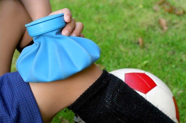 الإسعافات الأولية للإصابات الرياضية