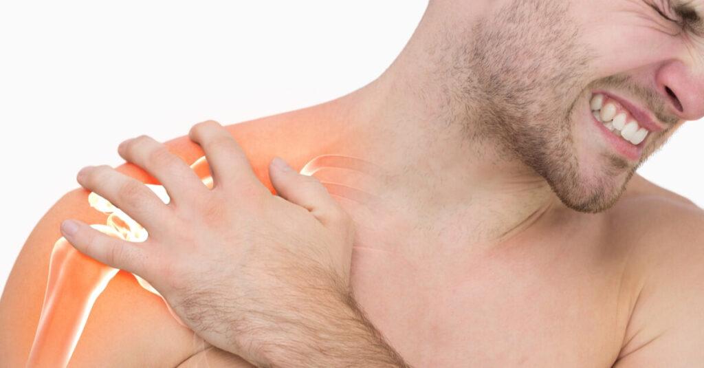 علاج التهاب مفصل الكتف بأبسط طريقة