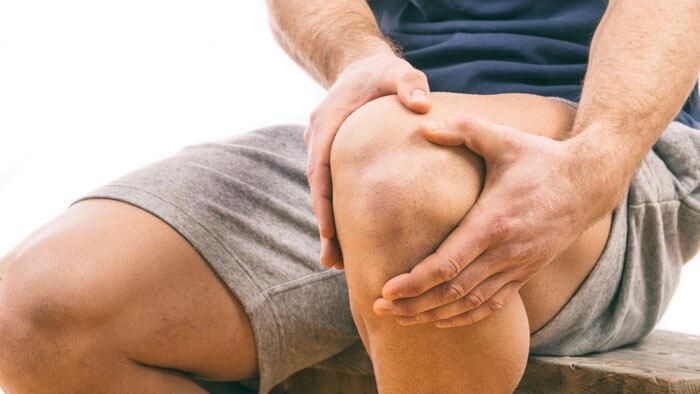 علاج التهاب الركبة بالزنجبيل