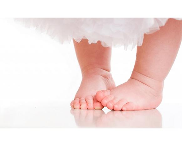 الفلات فوت عند الاطفال